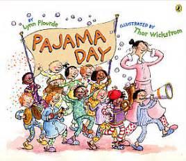 pajamas theme for preschool