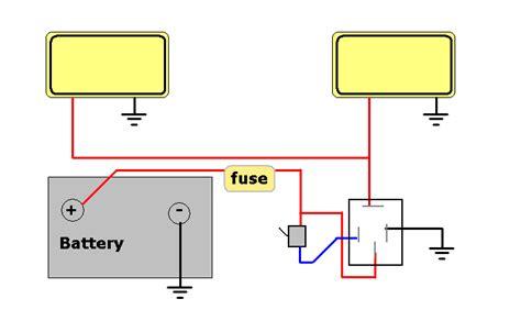 wiring diagram wiring diagram motorcycle fog lights