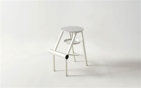 Shoe Stool by Shoe Stool By Koichi Futatsumata Yellowtrace
