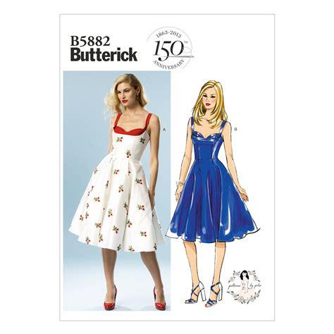 patterns sewing joannes misses dress 12 14 16 18 20 pattern jo ann