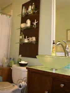Creative Ideas For Decorating A Bathroom by 20 Creative Bathroom Storage Ideas Shelterness