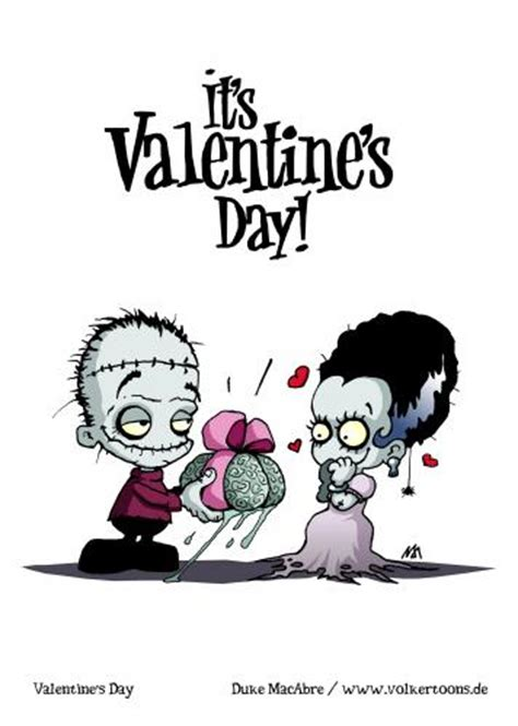 valentines day comics its valentines day by volkertoons media culture
