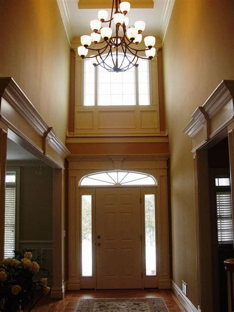 2 story foyer decorating ideas moldings foyers and windows and doors on