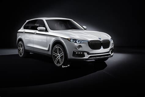 New Bmw X5 by Rumor New Bmw X5 Set To Arrive Late Next Year