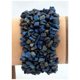 Lapis Lazuli chip band bracelet
