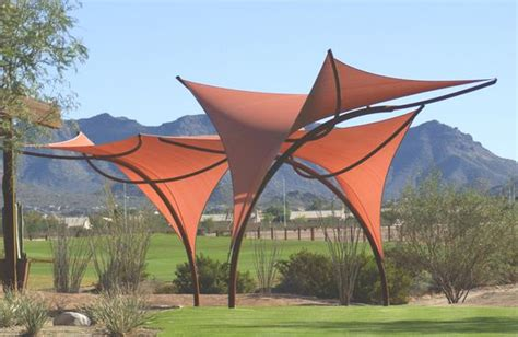 shade structure shades and sculpture on pinterest