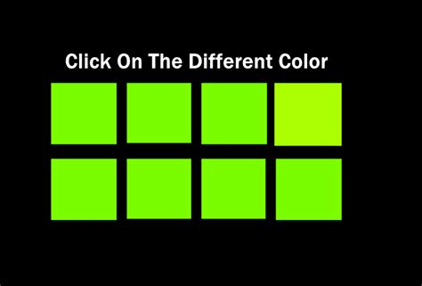 color difference test socialeyes color test socialeyes