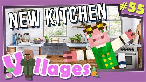 Minecraft New Kitchen Minecraft Villages 55 New Kitchen Modded Minecraft