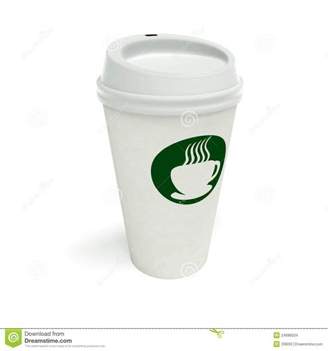 How To Make A Paper Coffee Cup - starbucks black and white clipart clipart suggest