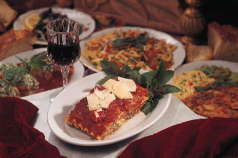 italian food for dinner food wine italian food and wine