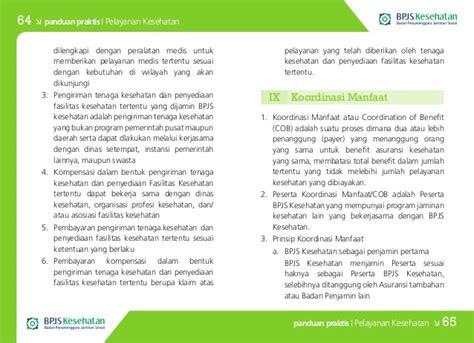 Panduan Praktis Pelayanan Kontrasepsi Kkb panduan praktis pelayanan bpjs kesehatan