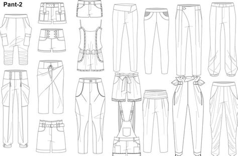 illustrator clothing templates illustrator fashion templates home sketches flats