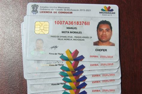 refrendo michoacan 2016 newhairstylesformen2014com licencia de conducir michoacan 2016