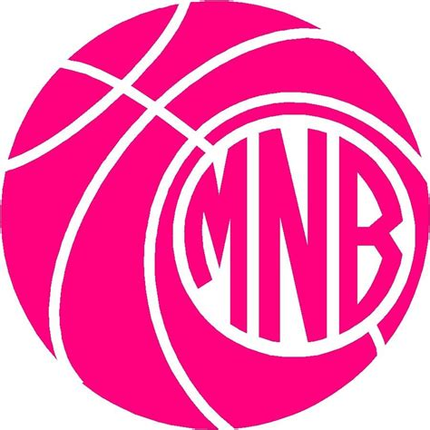 Home Decor Daily Deals personalized basketball circle monogram decal vinyl