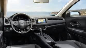 V Interiors by Novo Honda Hr V 2017 E Seu Lan 231 Amento Pre 231 O Vers 245 Es