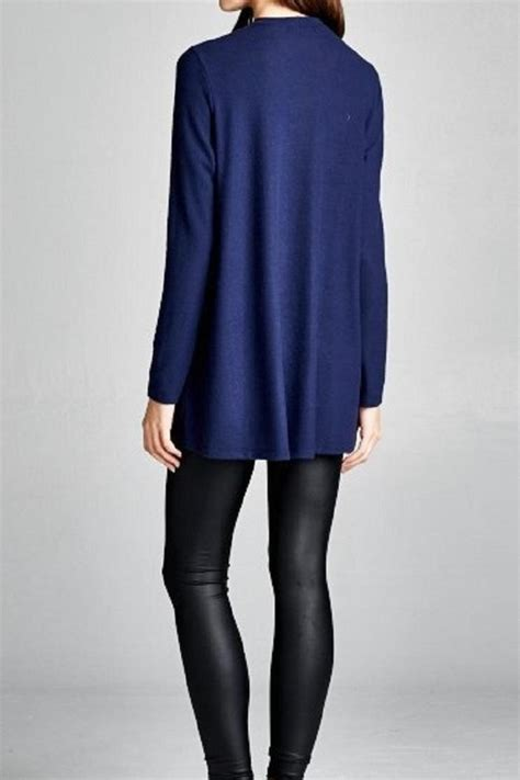 swing tunic navy swing tunic from texas by ale s closet shoptiques