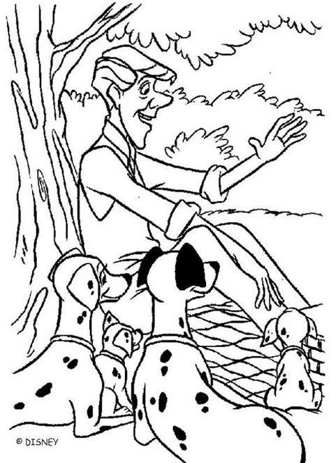 101 Coloring Pages coloriages coloriage 224 imprimer 101 dalmatiens fr
