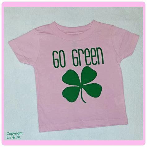 St Kyoko Pink Kid st patricks day t shirts baby attire apparel st