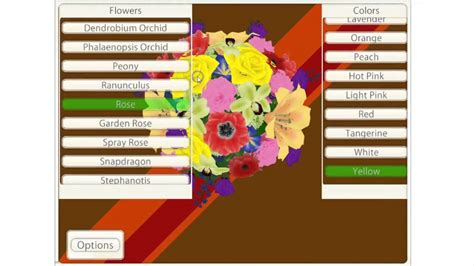 Wedding Bouquet Builder by Bouquet Bridal Builder Tool To Help You