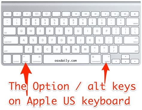 keyboard layout options where is the option key on mac keyboards tiipsys