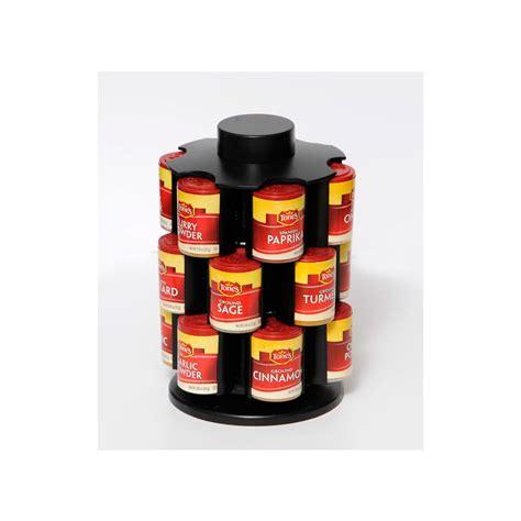 Tones Spice Rack mini 18 carousel spice rax inc your spice storage solution