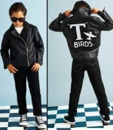 boys greaser costume black leather 1000 images about baby toddler costume on