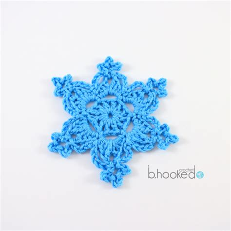 snowflake motif pattern crochet snowflakes free pattern and video tutorial
