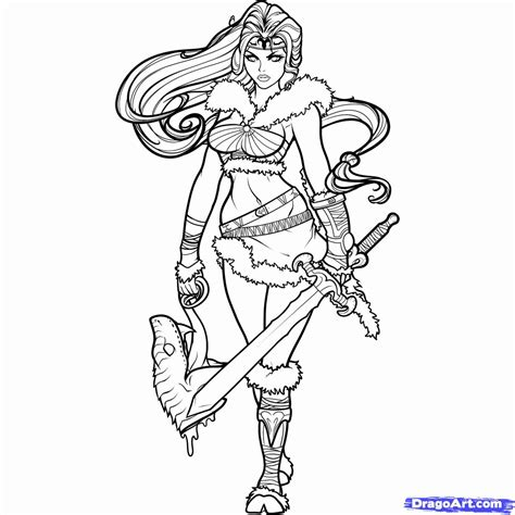 warrior girl coloring page police woman coloring pages coloring home