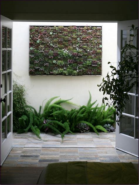Indoor Garden Ideas 6009 Wall Gardening Ideas