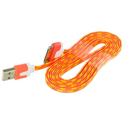 iphone charger rope rope usb sync data charger cable for iphone 4