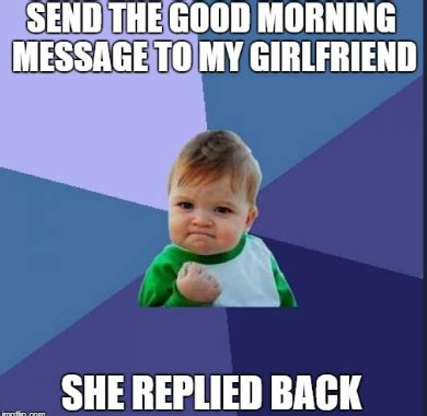 good morning beautiful memes for him her friends happy