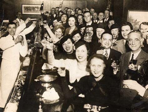 what year was the hairstyle the prohibition become popular prohibition in new york city