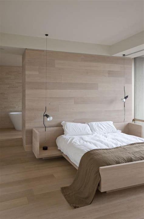 Bakiak Kayu Polos Tanpa Warna desain kamar tidur minimalis ini layak ditiru rumah dan