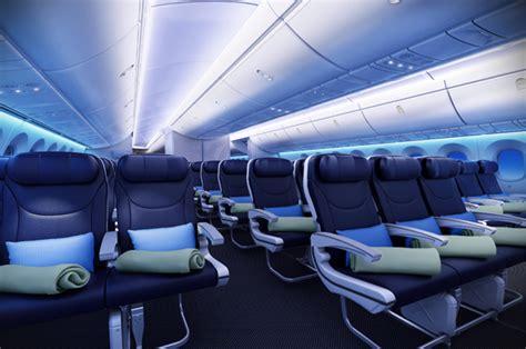 Thomson 787 Dreamliner Interior by Pin Dreamliner Interior Thomson Airways Inside The Boeing 787 On
