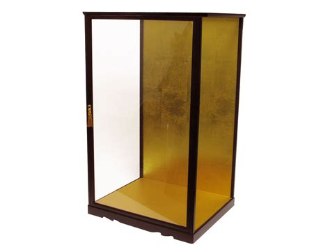 large japanese japanese large wooden glass display cases special order call email