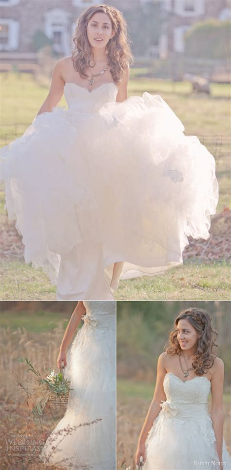 charming bohemian bridal shoot featuring sareh nouri wedding dresses wedding inspirasi page 2