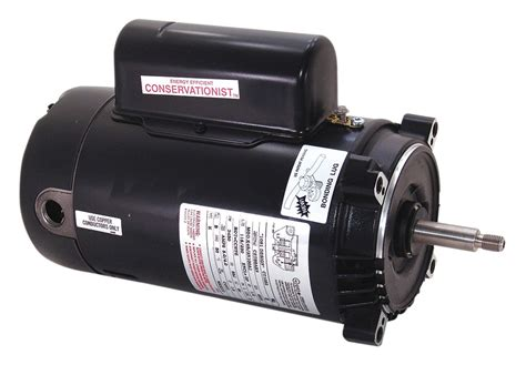 capacitor rating for 2 hp motor century 2 hp pool and spa motor capacitor start run 3450 nameplate rpm 208 230 voltage