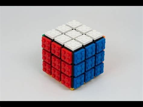tutorial cubo di rubik 3x3x3 tutorial cubo di rubik lego youtube