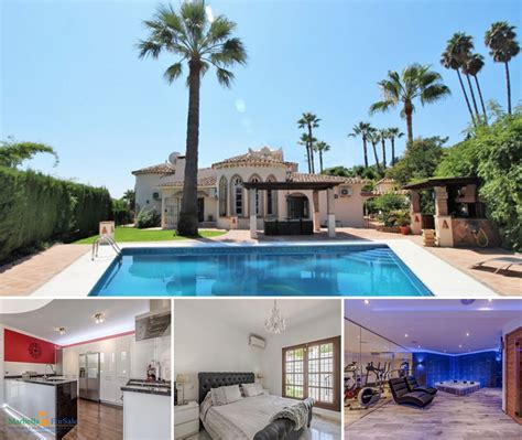 nueva andalucia property for sale nueva andaluc 237 a lovely 4 bed villa for sale