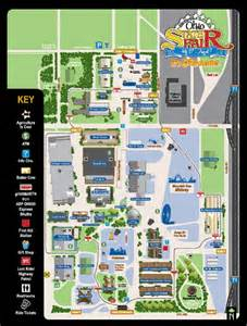 Ohio State Fairgrounds Map by The Ohio Music Showcase Sponsorships