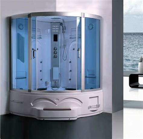 Shower And Bath In One amazing steam shower built for two hi tech luxury smart