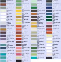 all of valspar spray paint colors oh the possibilities