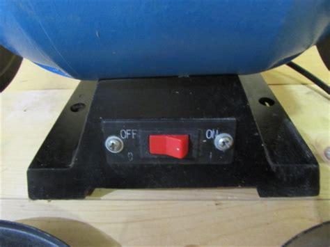 cummins bench grinder cummins bench grinder lot detail cummins tools 6 quot