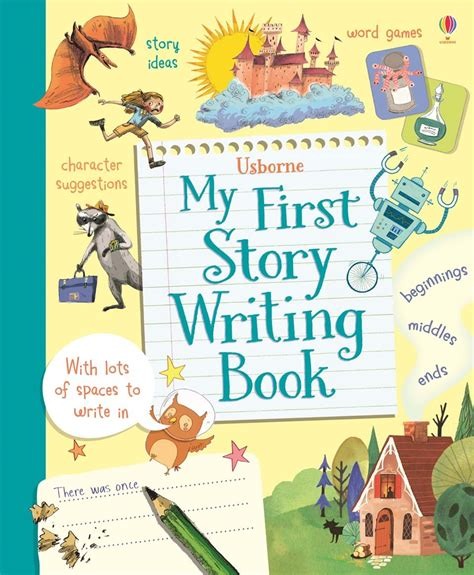 picture books for narrative writing my story writing book at usborne children s books