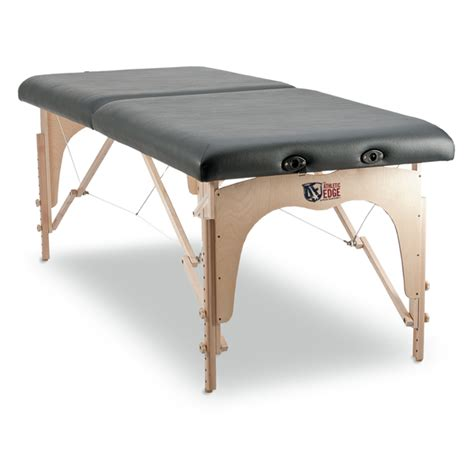 omni sideline portable treatment table coast