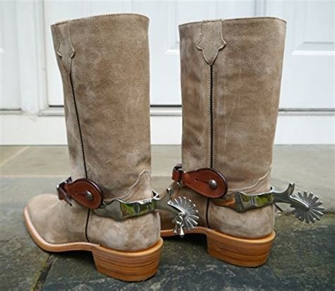 clint eastwood style spaghetti western cowboy boot spurs