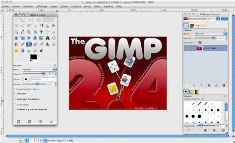 logiciel home design mac gimp un grand logiciel de retouche d image