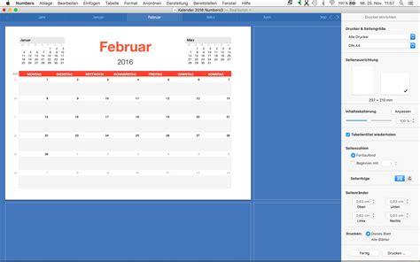Vorlage Word Mac Löschen Numbers Vorlage Kalender 2016 Numbersvorlagen De