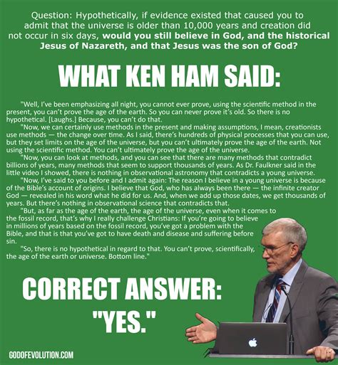 Ken Ham Meme - the best memes from the bill nye ken ham debate god of