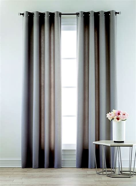 studio curtain panels 10 best images about i drapery 2 grommet top on